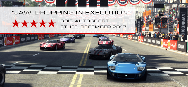 ‎GRID™ Autosport Screenshot