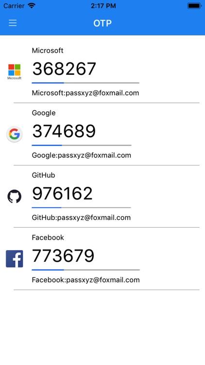 PassXYZ screenshot-9