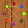 Tangled Color-cute color game