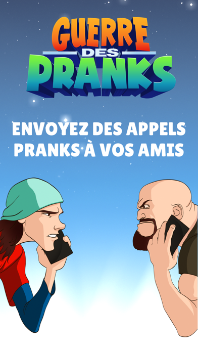 Prank Wars Blague Telephonique
