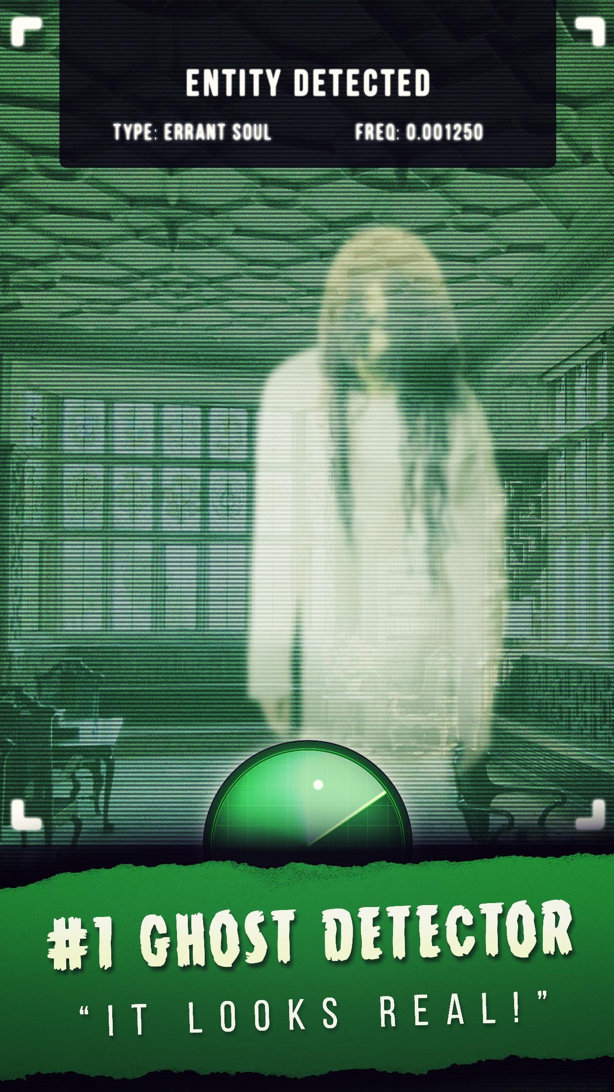 Ghost Detector Radar Camera Screenshot