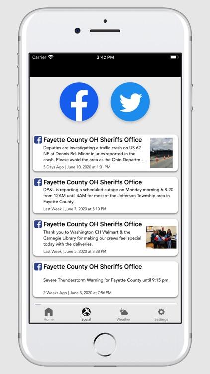 Fayette County Sheriff Ohio