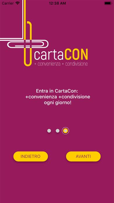 CartaCon screenshot #4