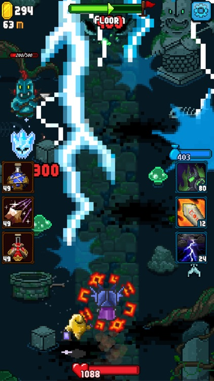 Dash Quest screenshot-5