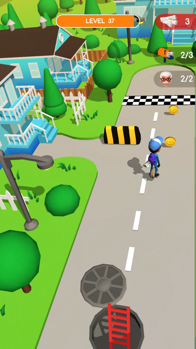 Delivery Rush Game screenshot 6