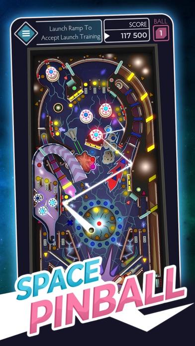 Old Space Pinball screenshot 2