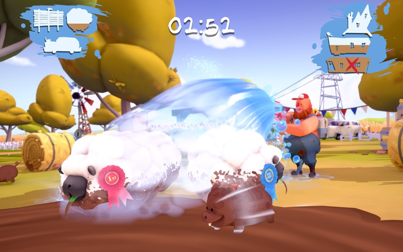 Hogwash Screenshots