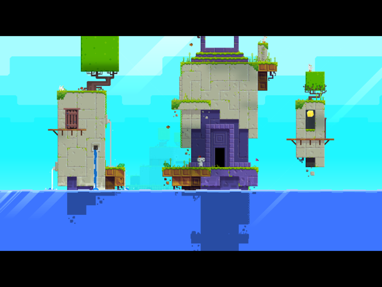 FEZ Pocket Edition Screenshots