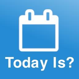今日は何の日?