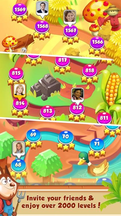 Bubble Shooter ; screenshot-4