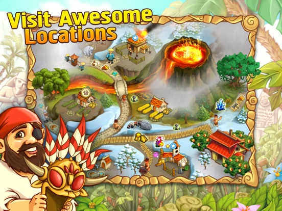 Island Tribe 4 screenshot 6