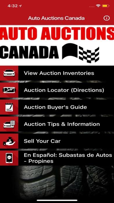 点击获取Auto Auctions Canada