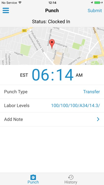 Paylocity Mobile screenshot-3