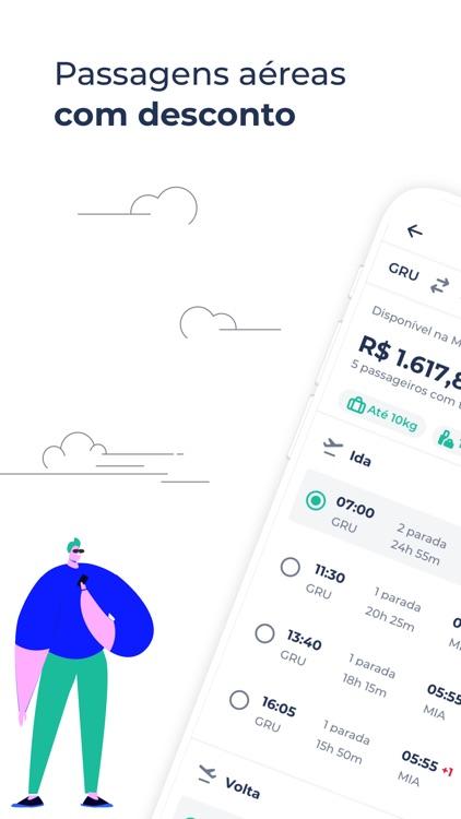 MaxMilhas Economia para Viajar