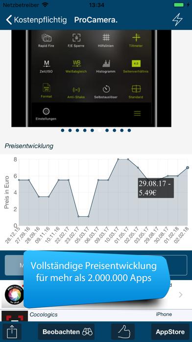 AppTicker NewsScreenshot von 3