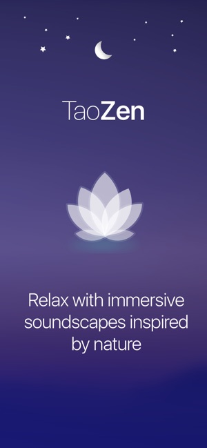 TaoZen - Relax & Sleep Sounds on the App Store