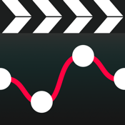 Slow & Fast Video - Slow Motion Editing for Sections of Movie Clips icon