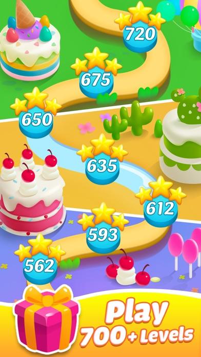 Jelly Jam Crush - Match 3 Game screenshot four