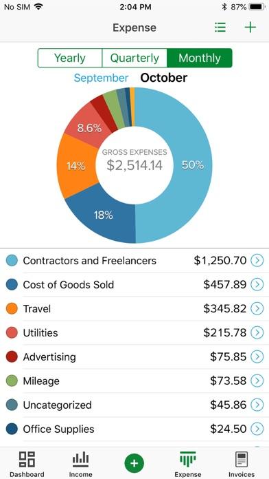 GoDaddy Bookkeeping by GoDaddy com, LLC (iOS, United States
