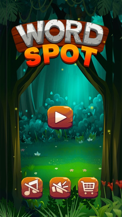 Word Spot:Search Puzzle Game
