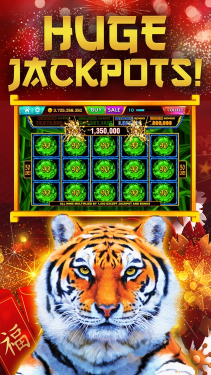 FaFaFa™ Gold – Slots Casino screenshot-4