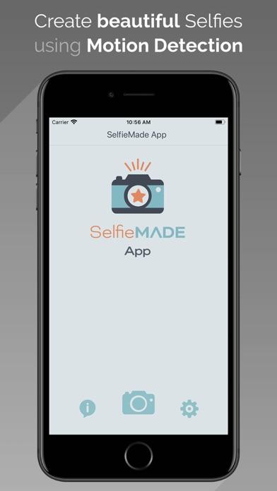 SelfieMade App Screenshot