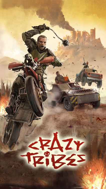 Crazy Tribes - Strategy MMO