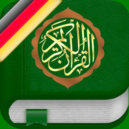 Koran : Deutsch, Arabisch