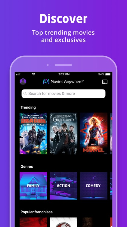 Movies Anywhere screenshot-5