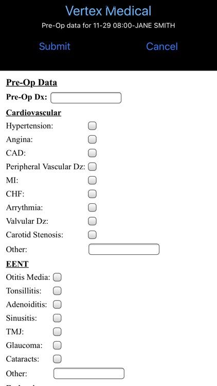 Vertex Medical Solutions screenshot-3