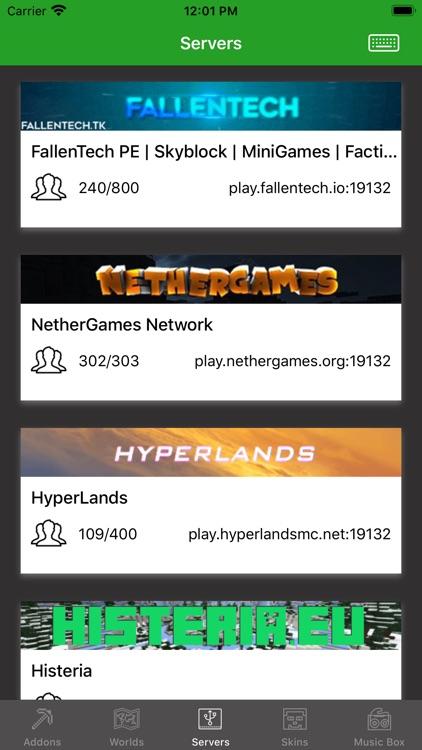 Addons for Minecraft . screenshot-5