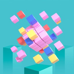 3D Cube Path