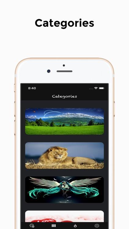 Wallpapers X Edition screenshot-3