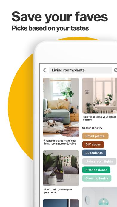 تحميل Pinterest: Lifestyle Ideas للكمبيوتر