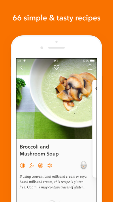 Veggie MealsScreenshot of 2