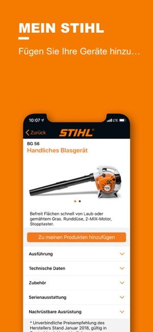 STIHL on the App Store
