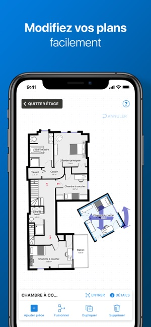 plan appartement application