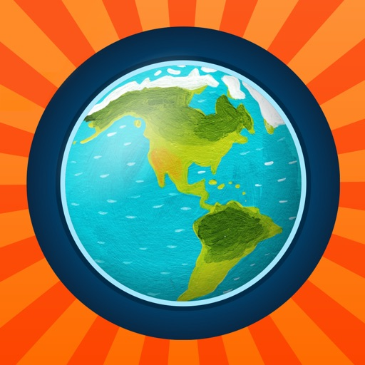 Show Kids the World with the Barefoot World Atlas