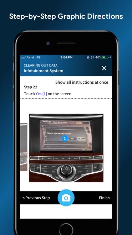 Privacy4Cars: delete car data screenshot-4