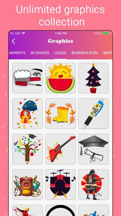 Business Card Maker, Creator screenshot-6