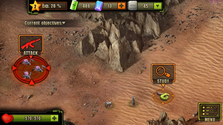 Evolution: Battle for Utopia screenshot-8