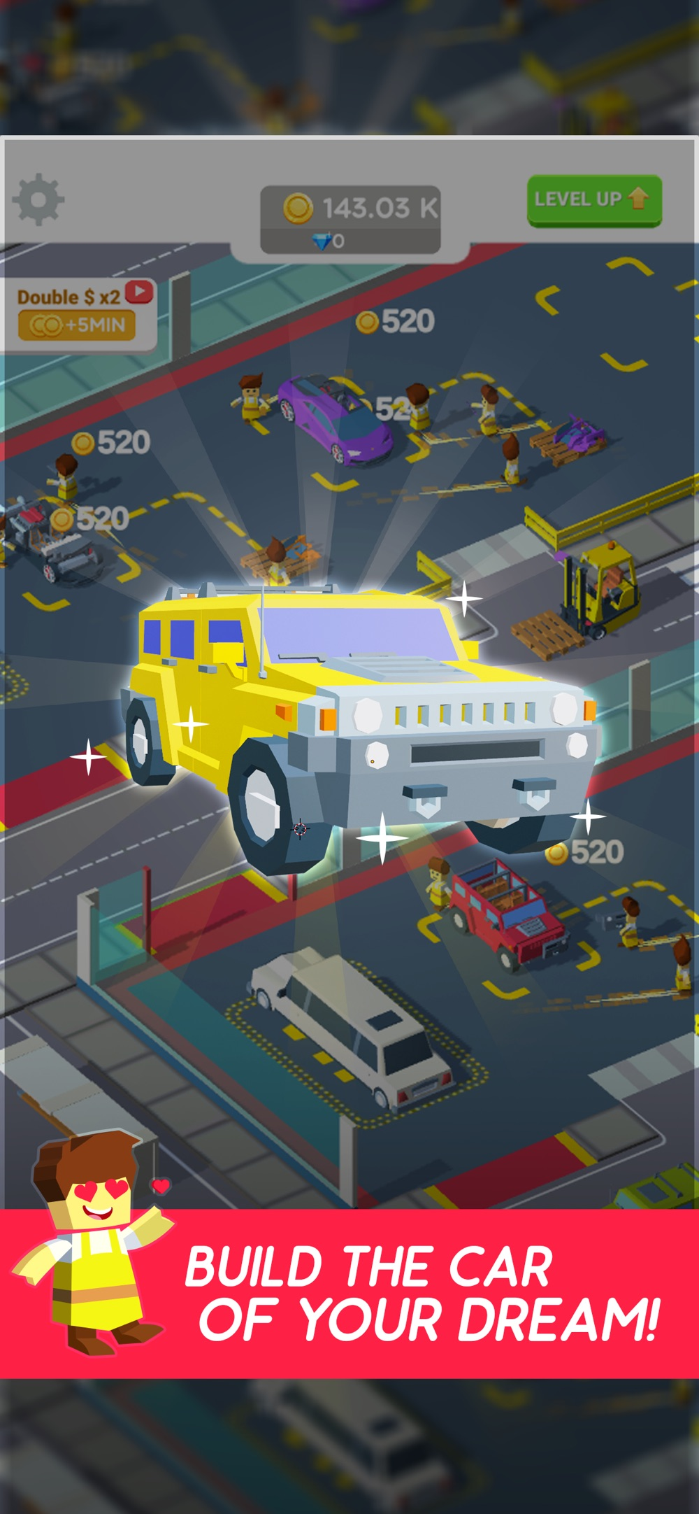 Idle Mechanic Manager Tycoon Cheat Codes