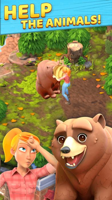 Wild Life: Puzzle Story screenshot 14