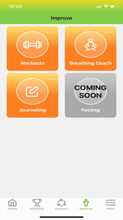 OptimumU: Health & Fitness screenshot-5