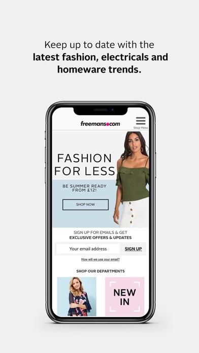 Freemans - Fashion & Home
