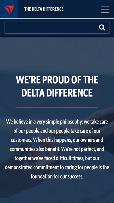The Delta Difference screenshot 2
