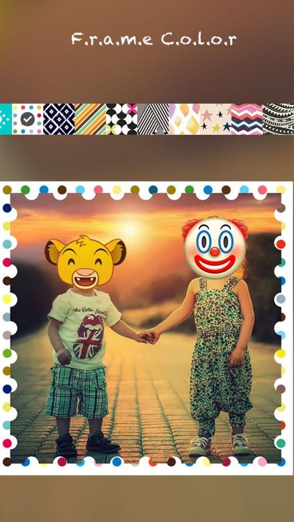 Emoji Camera - unique filters screenshot-4