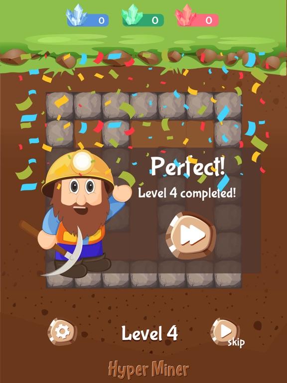 Hyperminer screenshot 7
