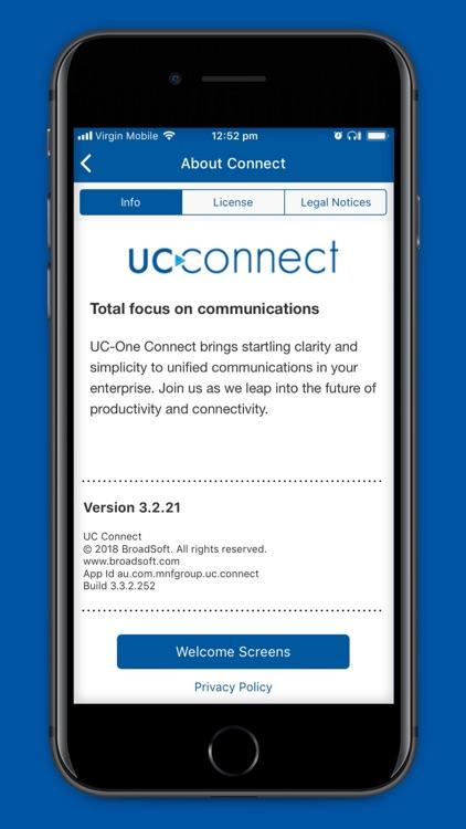 UC Connect Mobile screenshot-4