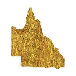Gold Maps QLD